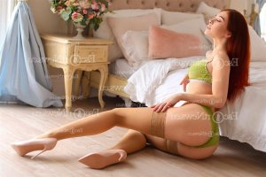 Sheyrine nuru massage